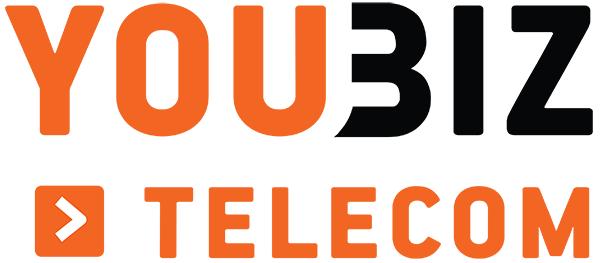 Novo Logotipo da YouBIZ Telecom