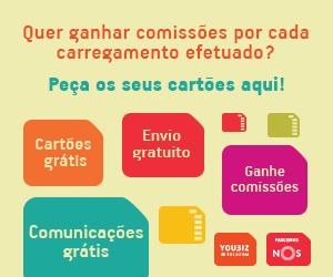 Ganhe comissões por cada carregamento | YouBIZ Telecom